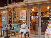 ムーミン好き集まれ~!!! キャラクターカフェで働きませんか??