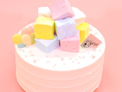 """【ラゾーナ川崎店】""""堂島ロール""""とカラフルなケーキがたくさん♪「ベビーモンシェール」販売スタッフ"""