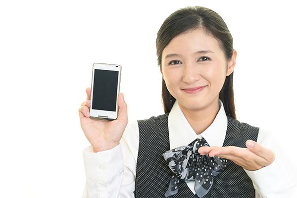 【ガッツリ稼ぐ♪携帯ショップの接客販売】時給1,300円以上♪制服貸与あり♪