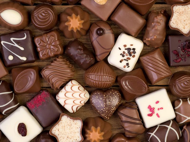 【合同募集】即日~長期勤務OK!チョコレート販売の求人